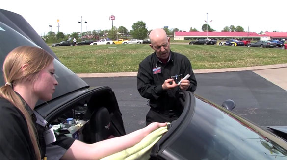 [VIDEO] How to Fix a Creaky Removable Top on a C6 Corvette Coupe