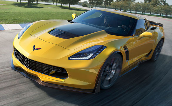 Mobil 1 Continues to be Corvette Assembly Plant's Oil of Choice for Z06 and Stingray