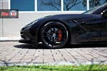 Dark Knight C7 Corvette Stingray on HRE Wheels