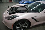 Purifoy Chevrolet Builds a One-of-a-Kind Pink Corvette Stingray