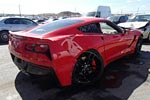 Salvage C7 Corvette Stingray with 293 Miles