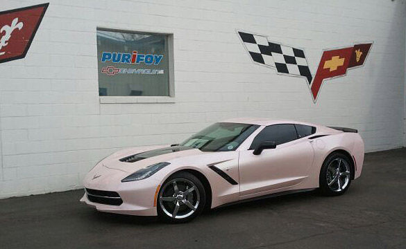 Purifoy Chevrolet Builds a One-of-a-Kind Pink