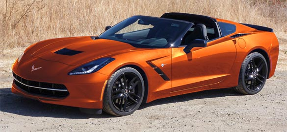 Download the 2015 Corvette Order Guide