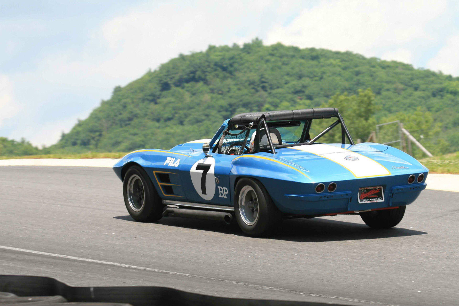 Corvettes on eBay: Vintage 1964 Corvette Racecar - Corvette: Sales ...