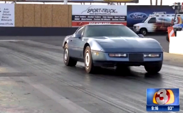 Drag Strip Offers Friday Night Drags for Teens Who Like to Drive Fast