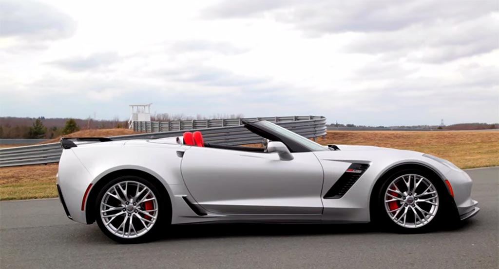 click here to see this 2015 corvette z06 convertible - 2015 Corvette Convertible White