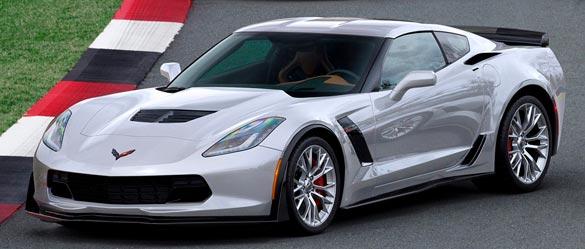 The 2015 Corvette Z06 is Officially Rated at 650 Horsepower