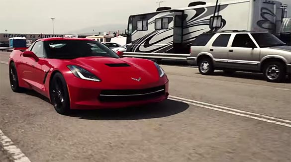 [VIDEO] Edelbrock's E-Force Supercharger for the C7 Corvette Stingray