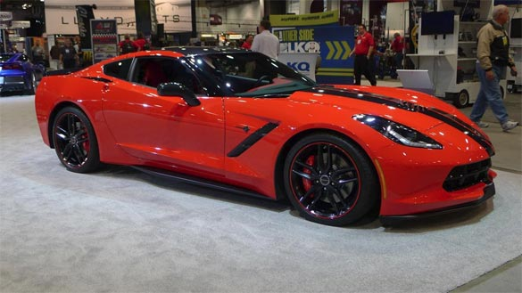 Corvette Stingray Pacific Design Concept
