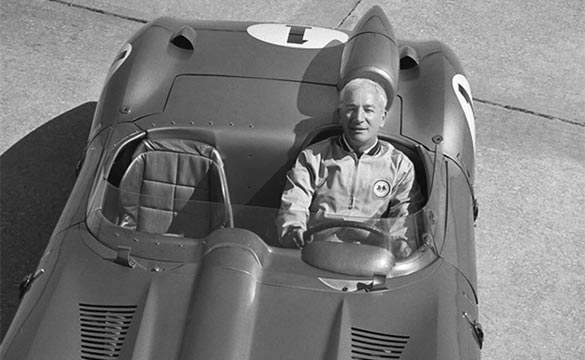 GM Trademarks the Iconic Name of Corvette's First Chief Engineer 'Zora'