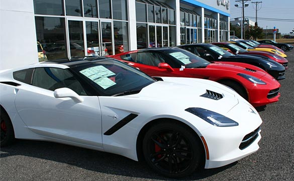 May 2015 Corvette Sales