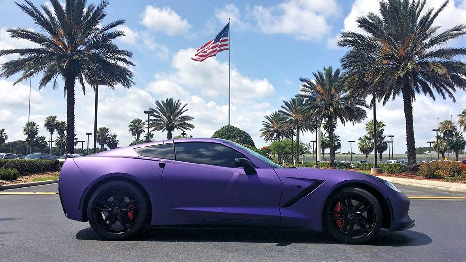 Corvette Stingray 2014 Purple | www.pixshark.com - Images ...