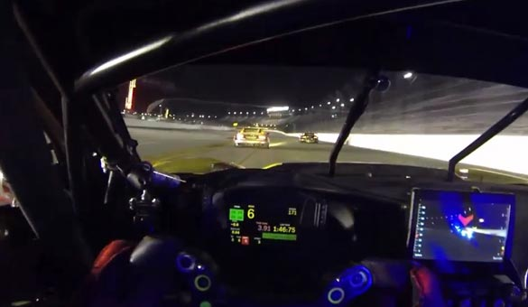 Corvette Racing at Le Mans: Ride Along with the Corvette C7.R for 24 Hours