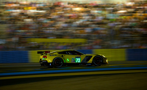 Corvette Racing at Le Mans: Second and Fourth in Qualifying for Corvette C7.Rs