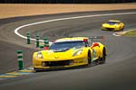 Corvette Racing at Le Mans