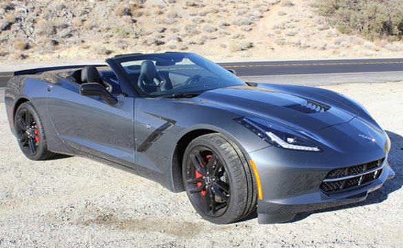 GM Recalling 2014 Corvette Stingrays with Competition Seats for Airbag Issue