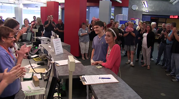 [VIDEO] The Corvette Museum Welcomes its 3,000,000th Guest