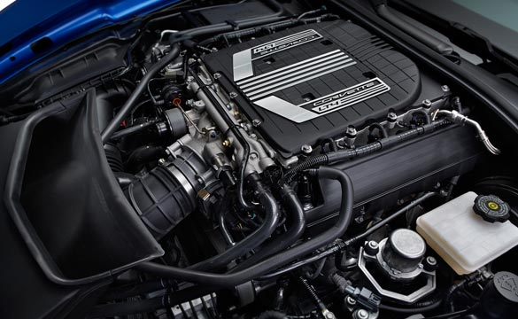 Chevy Working Out Details for the 2015 Corvette Z06 Engine Build Experience