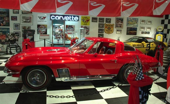1964 World's Fair Styling Corvette