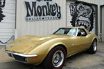 Corvettes on eBay: 1969 Corvette Survivor from Gas Monkey Garage