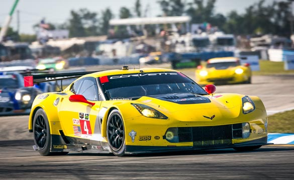 Corvette Racing and Mobil 1 Extend Partnership in Multi-Year Agreement