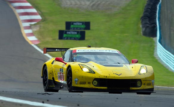 Corvette Racing at Watkins Glen: Third Straight Victory For Garcia, Magnussen