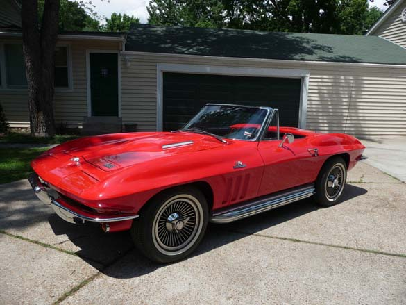[GALLERY] Midyear Monday (26 Corvette photos)