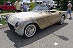 [PICS] Bloomington Gold 2014 – 1953 Corvette VIN 009