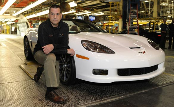 Former Corvette Assembly Manager Dave Tatman Named Head of Kentucky Automotive Industry Association