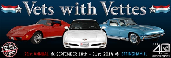 Corvette Funfest Encourages Friendly Competition Among Military Branches