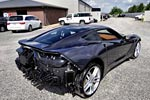 Corvettes on Craigslist: Wrecked 562-mile 2014 Corvette Stingray is Back on the Market