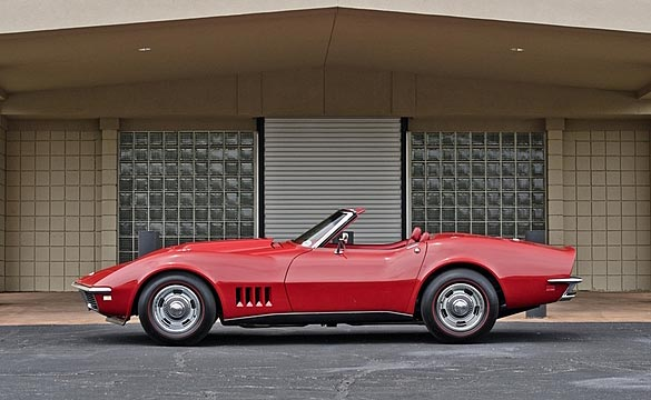 Former Barn Find 1968 L88 Corvette Known as Bounty Hunter Headed for Mecum Monterey
