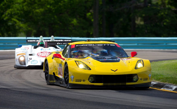 Corvette Racing in Canada: Aiming for Canadian Tire Motorsport Park Repeat