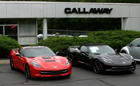 Callaway Releases Performance Specs for 2014 Callaway Corvette