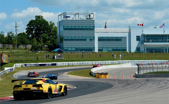 Corvette Racing in Canada: Garcia Second in GTLM to Lead Qualifying Efforts