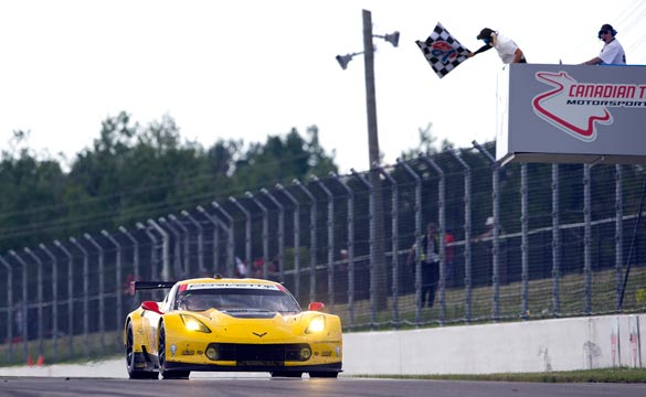 Corvette Racing in Canada: Garcia, Magnussen Earn Hard-Fought GTLM Win