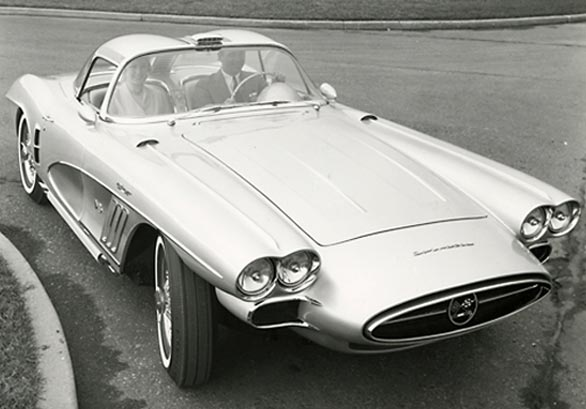 [PIC] Throwback Thursday: Bill Mitchell's XP-700 Corvette Concept