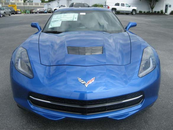 2014 CHEVROLET CORVETTE STINGRAY COUPE 1LT