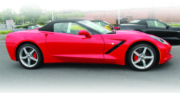 Win a New Corvette Stingray and Help a Great Charity