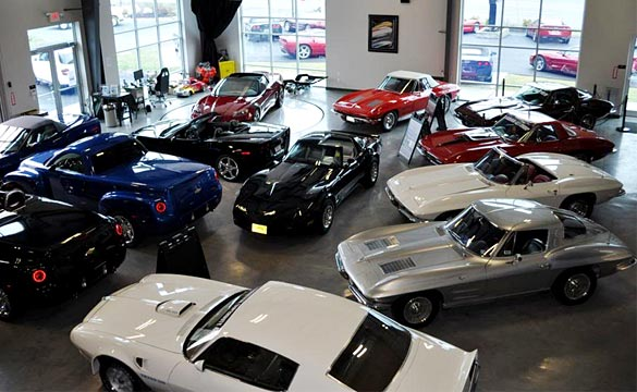 Corvette sales spotlight prestige motor car company in for Prestige motors clifton park