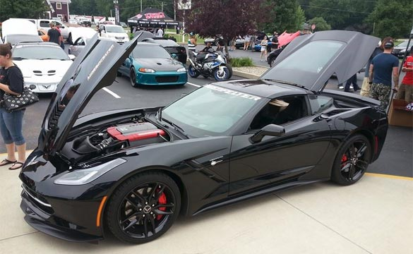 Lingenfelter Announces Performance Packages for the 2014 Corvette Stingray