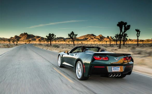 Top Gear's Clarkson Reviews the Corvette Stingray and Calls it a Masterpiece