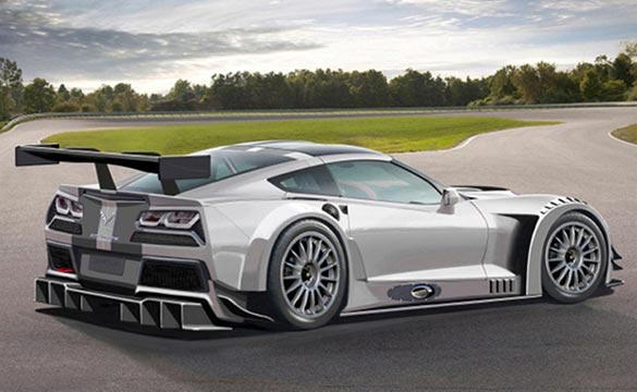 Callaway Resumes Development of the C7 Corvette GT3 Racer