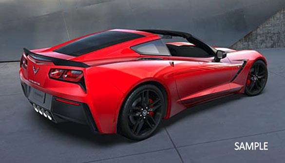 Corvette Museum to Raffle Two Custom NCM 20th Anniversary Edition Corvette Stingrays