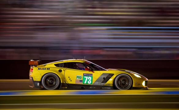 Corvette Racing to Field a C7.R in the FIA WEC Race at Circuit of the Americas