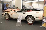 The Great 8 Corvette Museum Sinkhole Corvettes