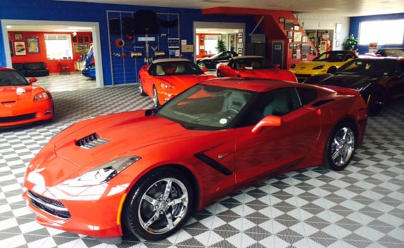 Corvette Sales Spotlight: Purifoy Chevrolet in Fort Lupton, CO.
