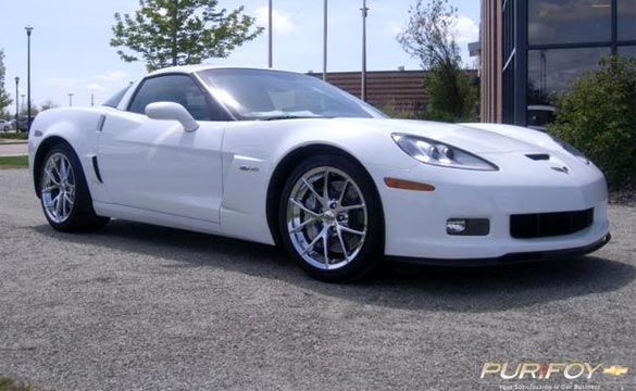 2012 Chevrolet Corvette Z06 Coupe