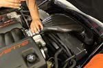 CORSA Carbon Fiber Intake Install
