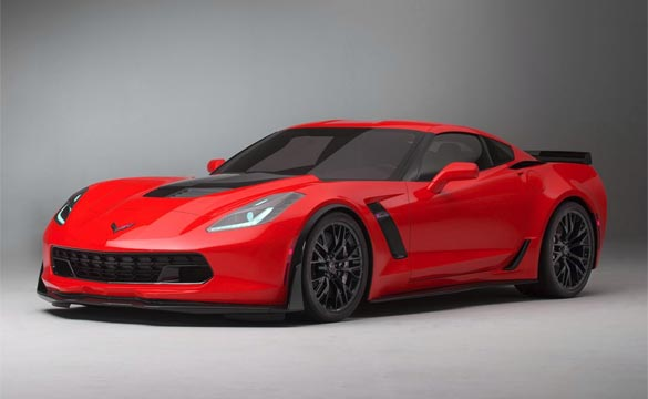 More Power, High MPGs and Faster Shifts Await C7 Corvette Z06 Owners